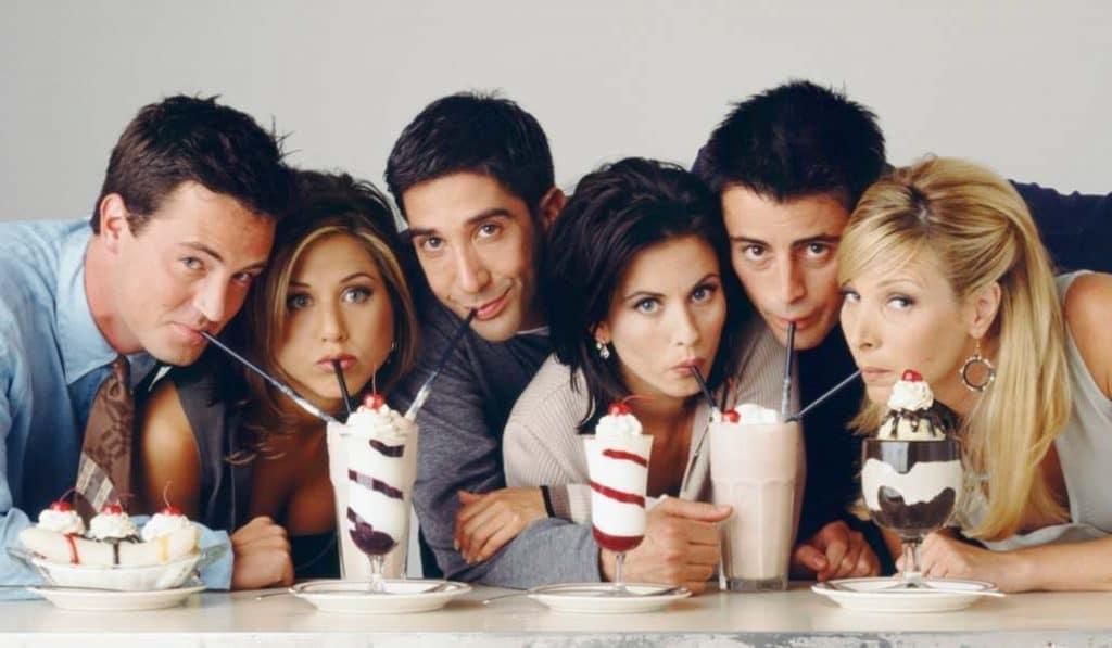 Los mejores capítulos de Friends se proyectarán en Madrid en una pantalla gigante