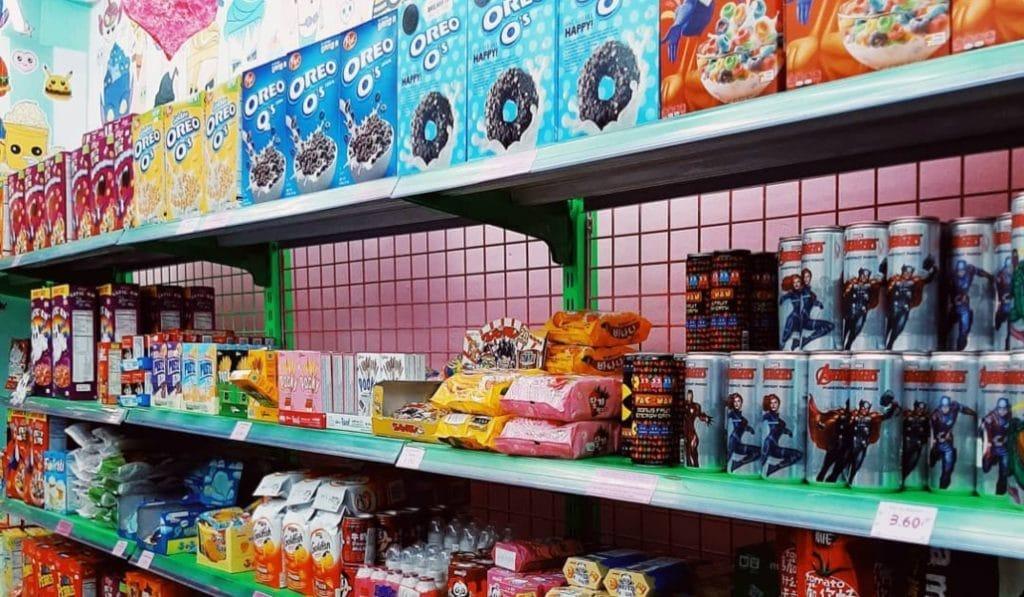 Madrid tiene un supermercado friki