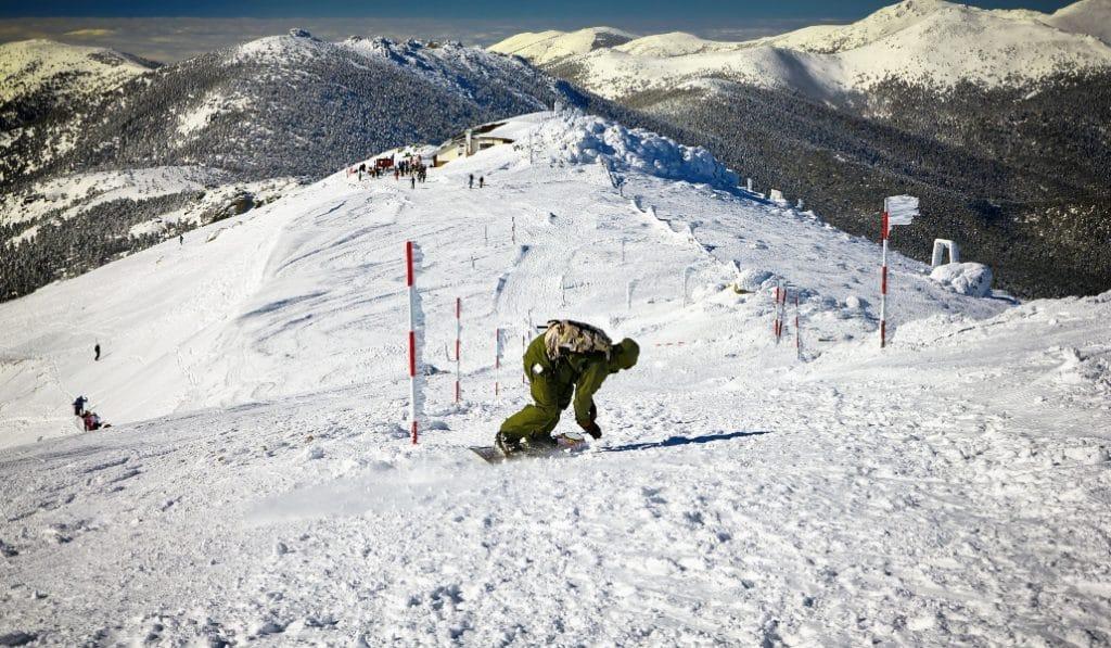 La estación de esquí de Navacerrada abrirá este mismo viernes