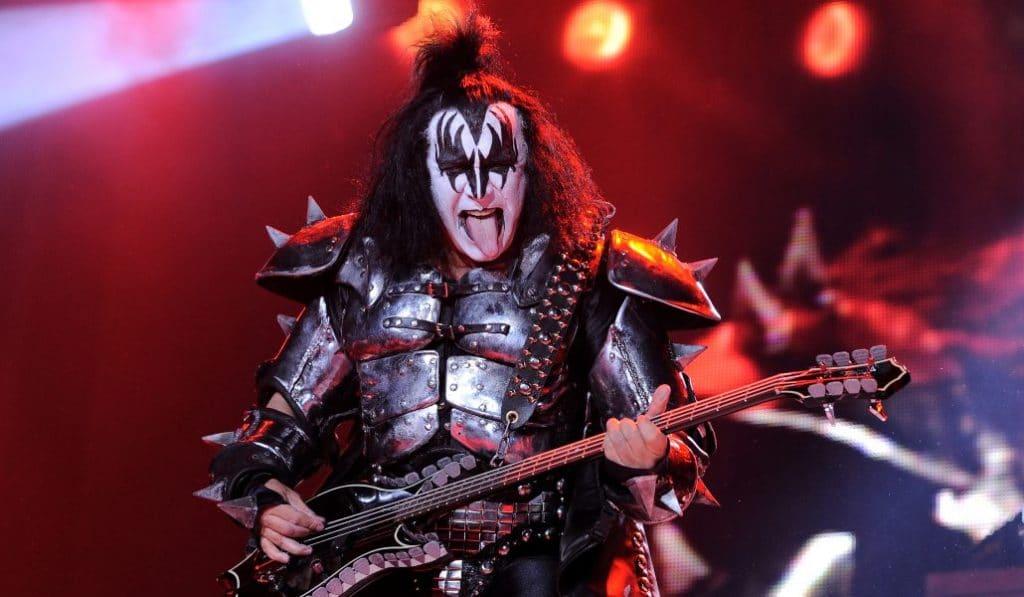 Kiss se despide de la música en Madrid
