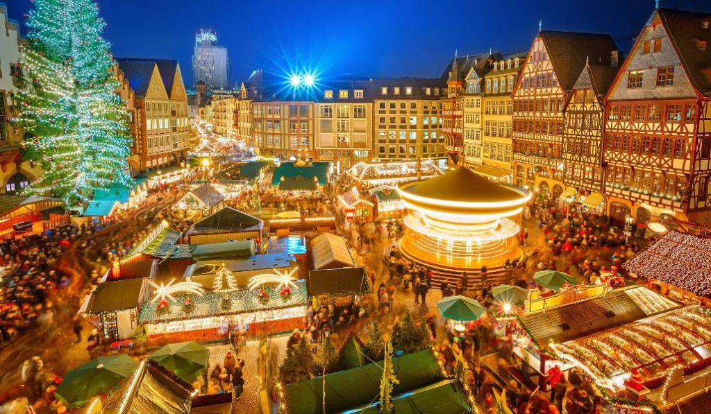 Un mercado de Navidad alemán llega al Paseo de la Castellana
