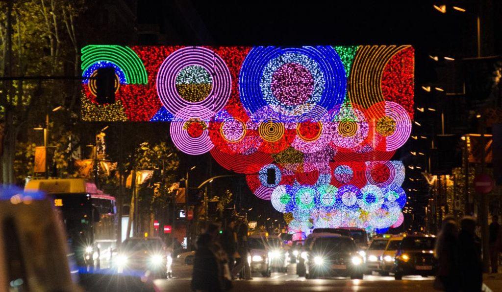 Las luces navideñas de Madrid se encenderán el 22 de noviembre