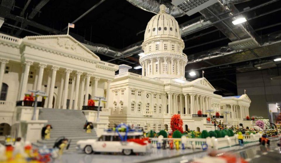 La exposición de LEGO más grande de Europa vuelve a abrir sus puertas