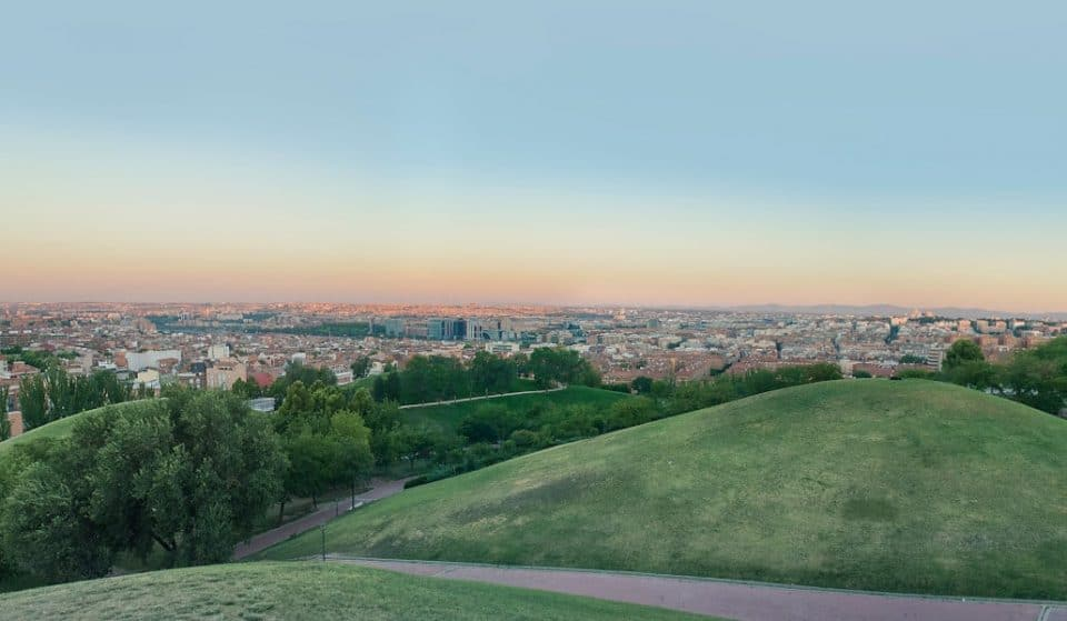 Los 10 mejores miradores para contemplar Madrid