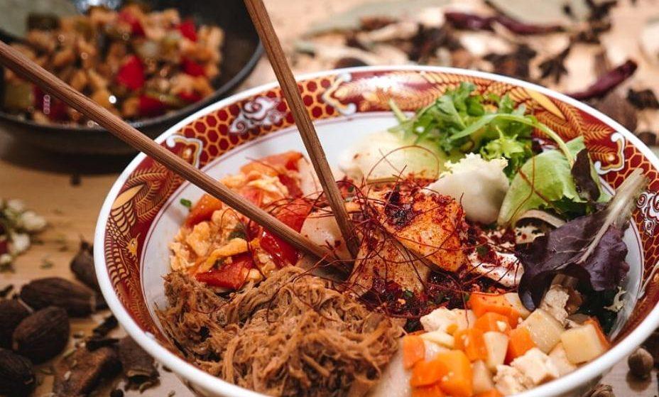 Biang Biang Bar: los mejores tallarines chinos hechos a mano de Chueca