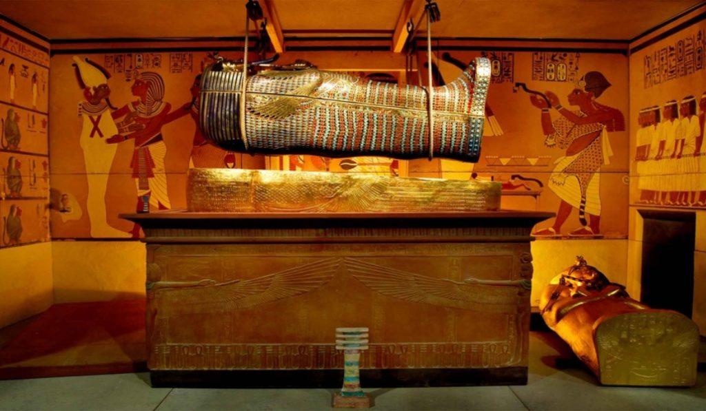 """""""Tutankhamon: la tumba y sus tesoros"""": una exposición para viajar al Antiguo Egipto"""