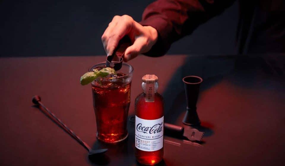 Coca-Cola Signature Mixers te propone redescubrir la mixología en Madrid