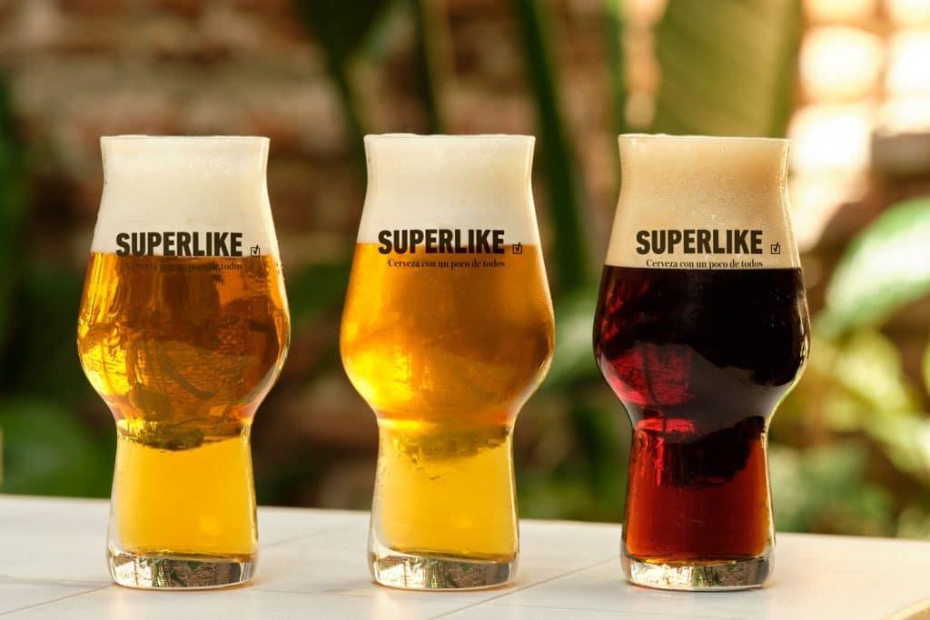 """En esta experiencia cervecera, tú eliges con tu """"like"""" tu favorita"""