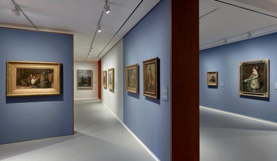 El nuevo museo de arte de Madrid está en un palacio y la entrada es gratis