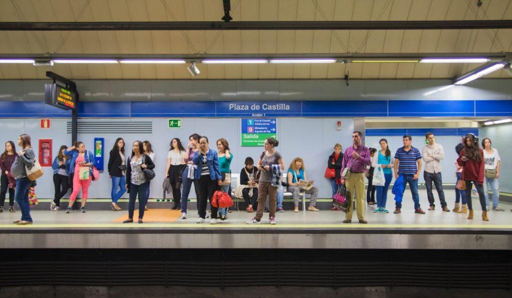 El viernes más caótico del año: huelga de autobús y metro de 24 horas