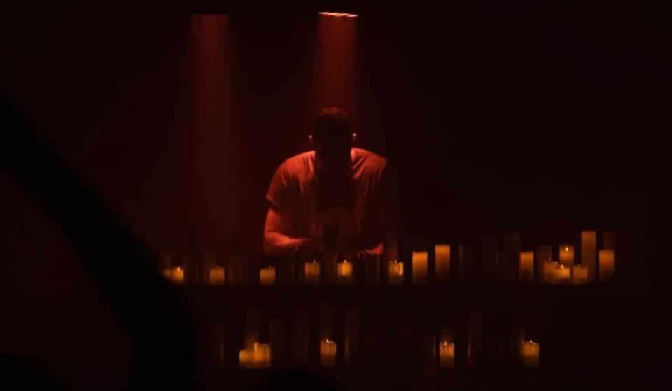 Intime Club Privé: la mística de una fiesta electrónica a la luz de las velas