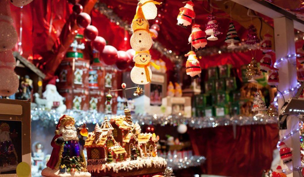 Los escaparates más navideños de Madrid están en el barrio de Las Salesas