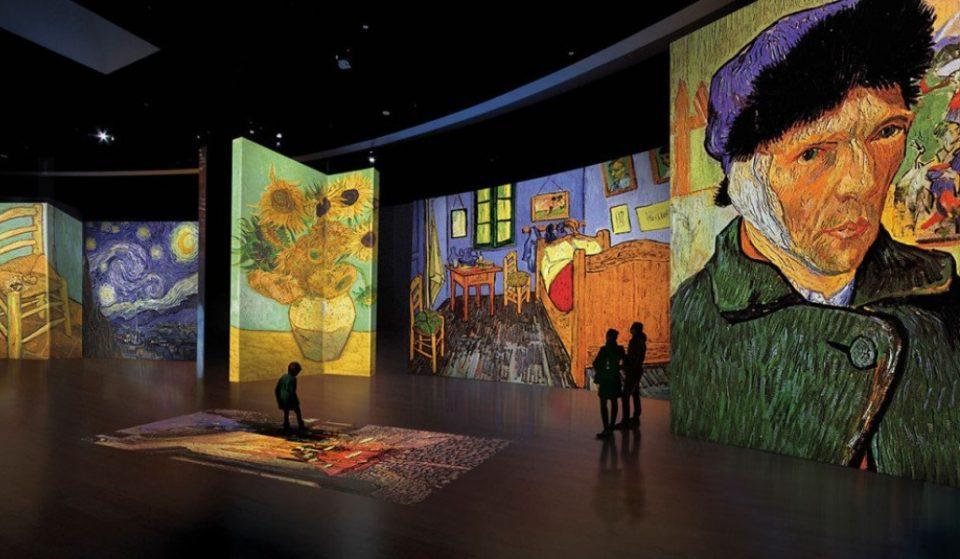 'Van Gogh Alive': la exposición más emocionante vuelve a Madrid por Navidad