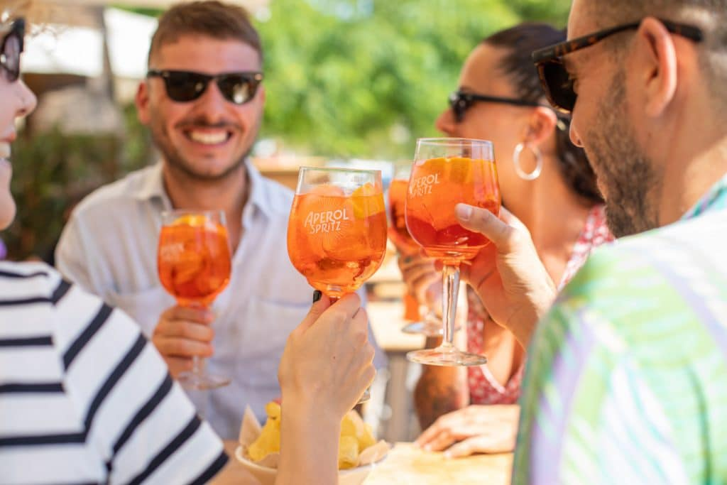 Aperol Spritz quiere convertir los sábados en el mejor día de tu semana con este brunch
