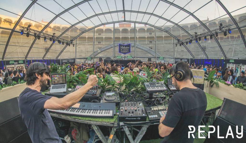 Replay Sunset Party: la gran fiesta diurna vuelve con Âme y Palms Trax