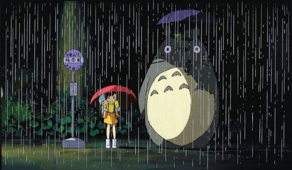 Este cine de Madrid proyecta dos clásicos del anime en febrero