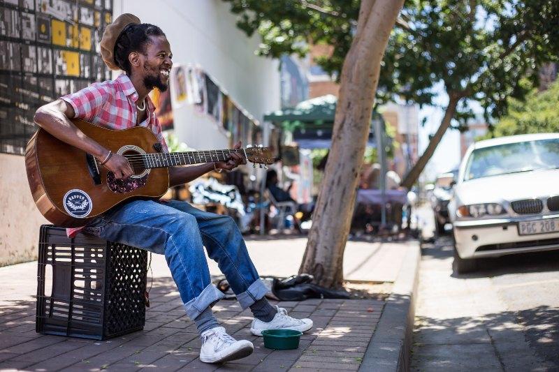 musica callejera madrid