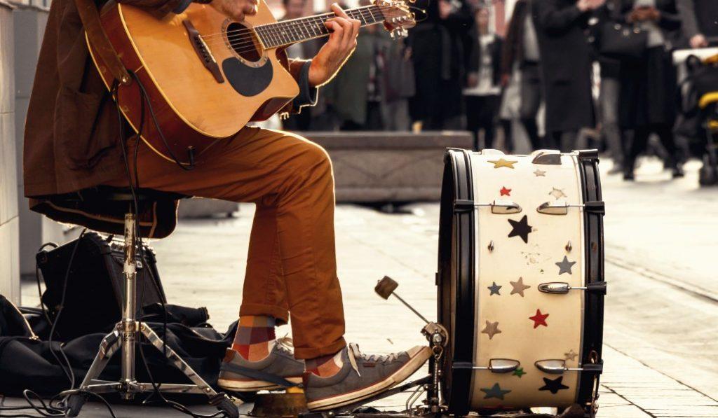 Madrid recorta las autorizaciones a los músicos callejeros del centro