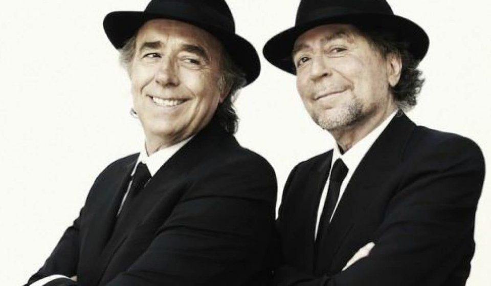 Sabina y Serrat vuelven a juntarse para tocar en Madrid