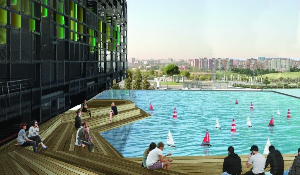 El centro comercial del futuro estará en Madrid y se llamará Madrid Fashion District