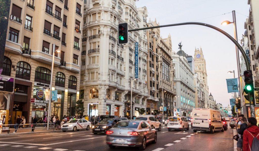 Madrid Central logra en un año el menor índice de NO2 de toda la década