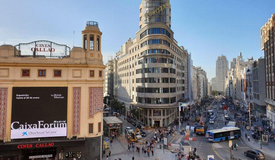 Madrid ya tiene 6,6 millones de habitantes
