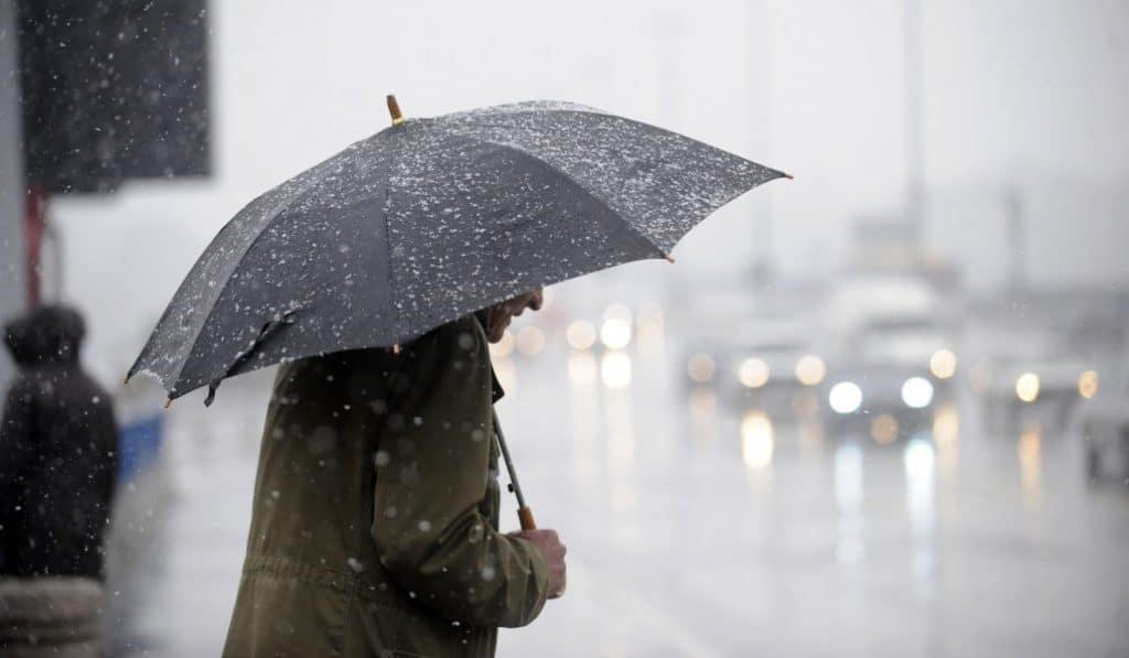 Una borrasca devuelve el invierno a Madrid este fin de semana