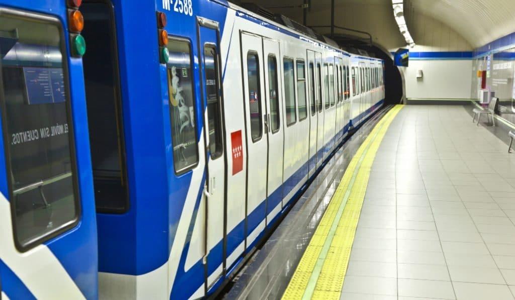 El Metro de Madrid, entre los mejores del mundo