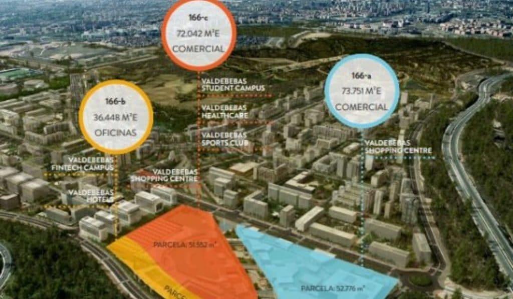 El mayor (y más novedoso) centro comercial del norte de Madrid estará en Valdebebas