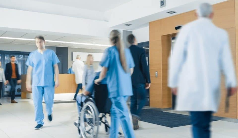 Todos los hospitales de Madrid tendrán wifi gratis el año que viene
