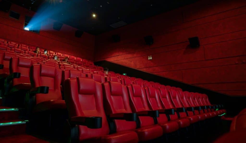 Un cine de lujo para Caleido, la quinta torre de Madrid