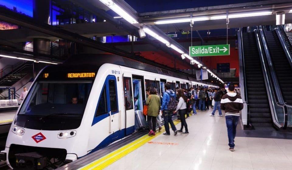 El personal del Metro de Madrid estrena un nuevo uniforme