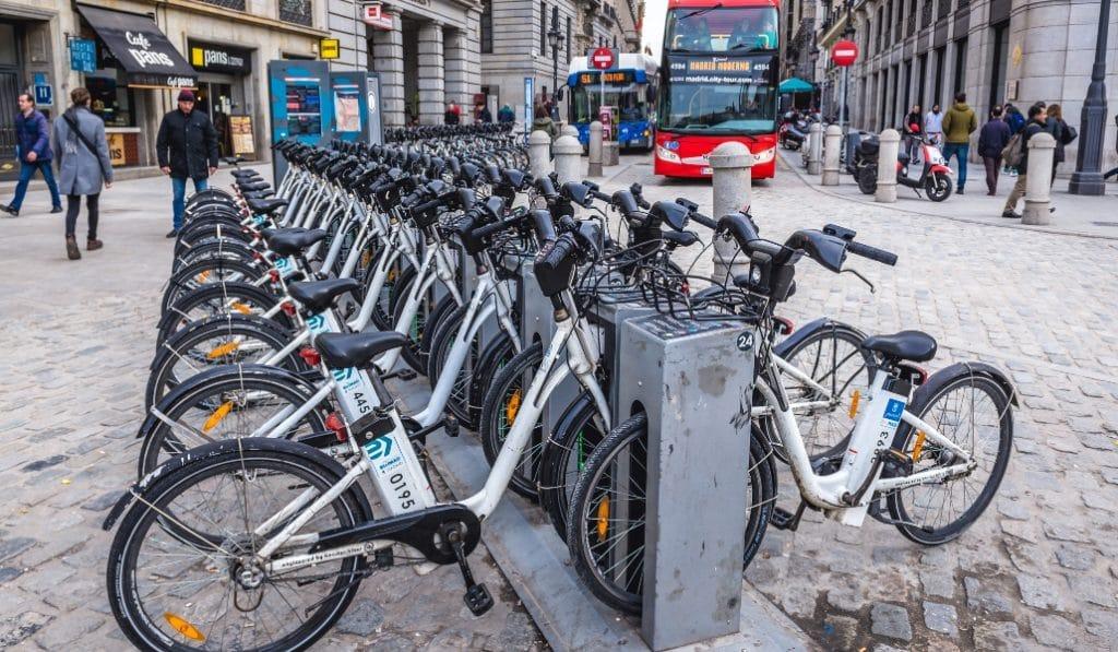 Habrá 50 nuevas estaciones de BiciMad