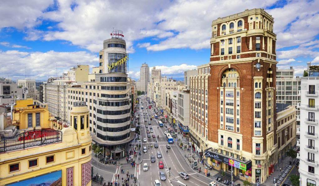 Los 10 lugares mejor valorados de Madrid