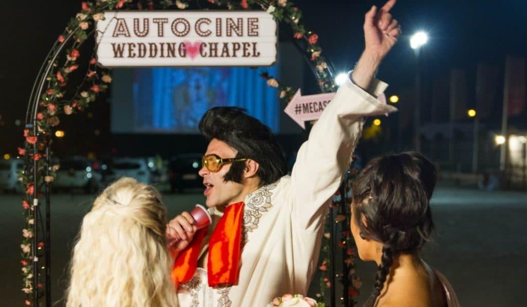 'Lover's Festival', el evento para celebrar San Valentín en Autocine