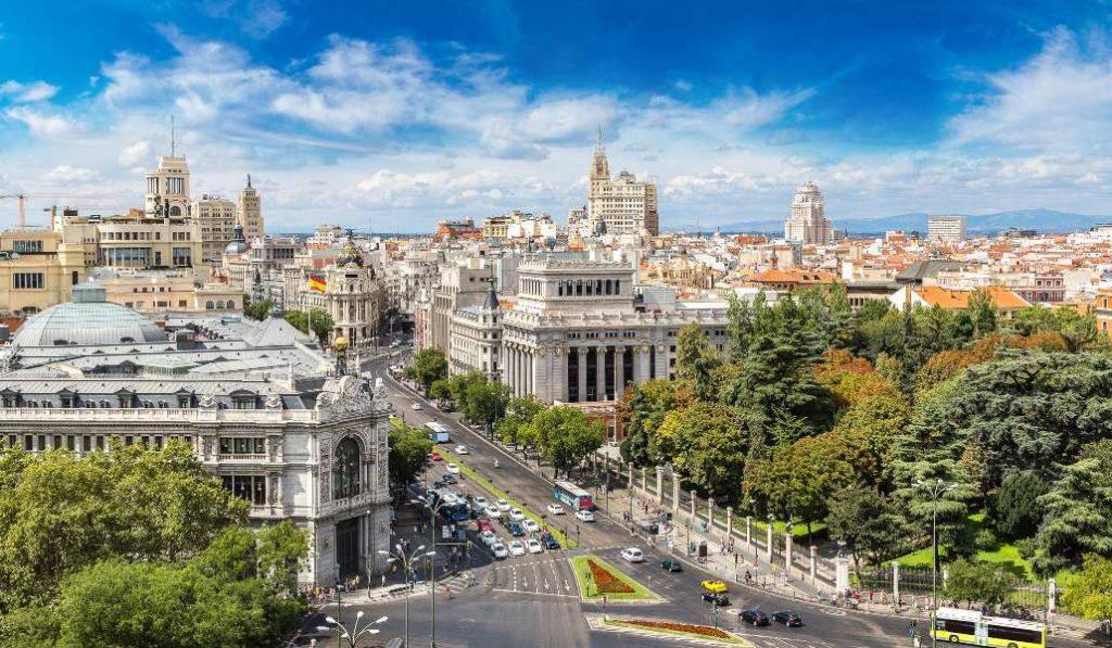 Madrid, nombrada Ciudad Arbolada del Mundo por la ONU