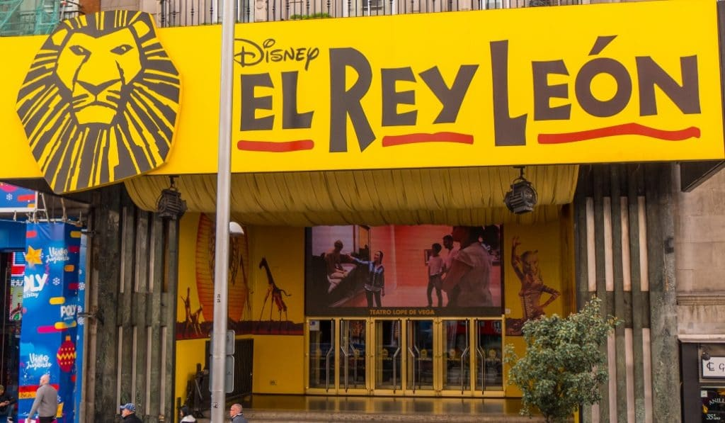 Los musicales de Madrid recaudan más dinero que todo el cine español junto
