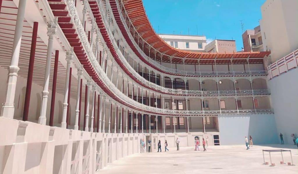 El frontón Beti Jai y más edificios ofrecen visitas guiadas gratuitas