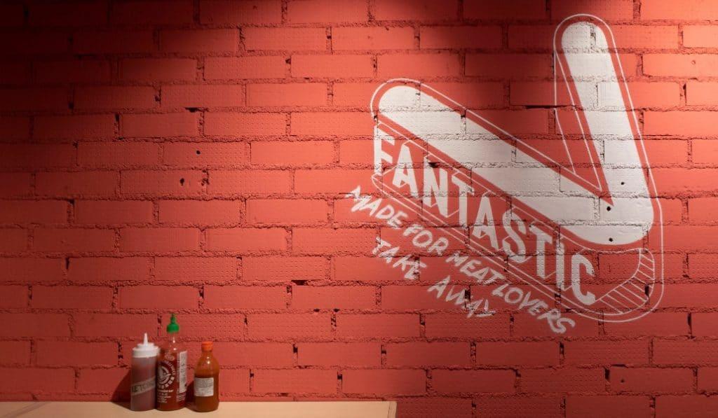 Fantastic V, un restaurante vegano para los amantes de la carne