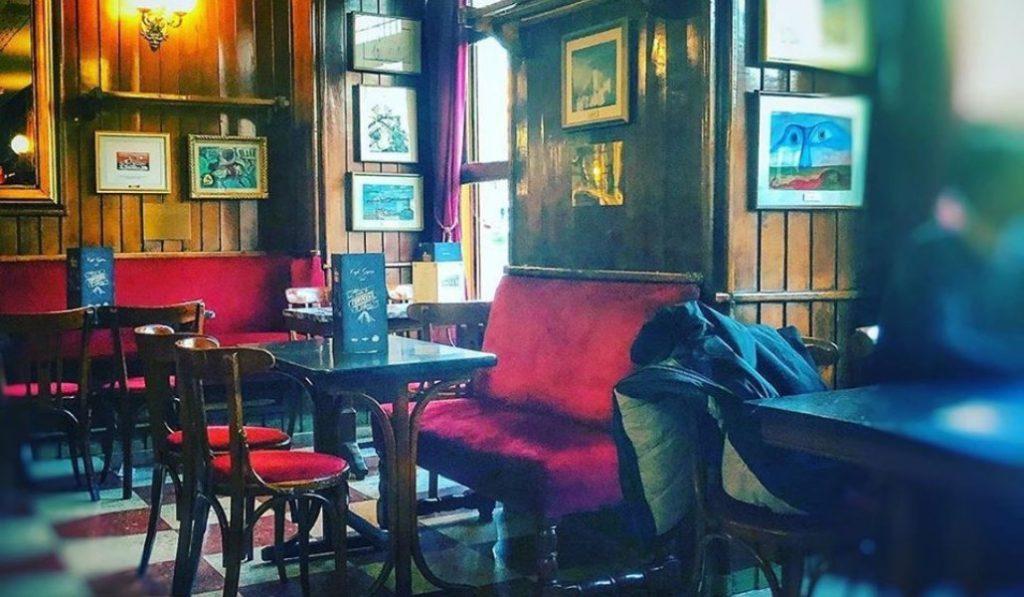 Viaja al pasado en las cafeterías más antiguas de Madrid