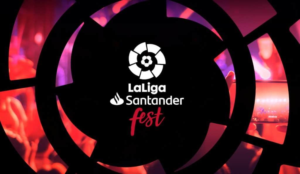LaLiga Santander Fest: artistas y futbolistas se unen para vencer al COVID-19 este sábado