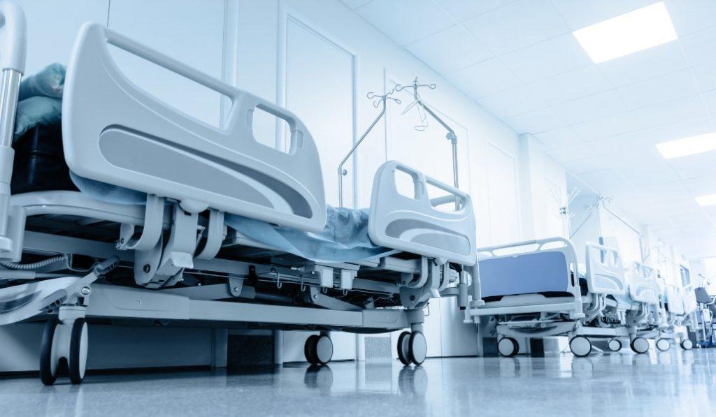 Ifema se transforma en hospital ante la saturación de la sanidad madrileña