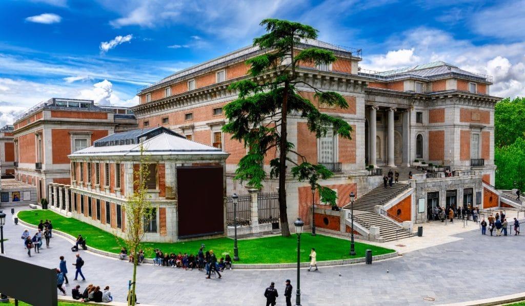 El Museo del Prado ofrece visitas virtuales en su cuenta de Instagram