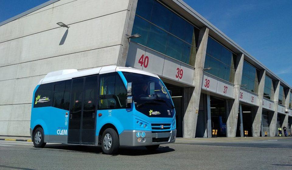 Los autobuses sin conductor llegarán a Madrid el año que viene