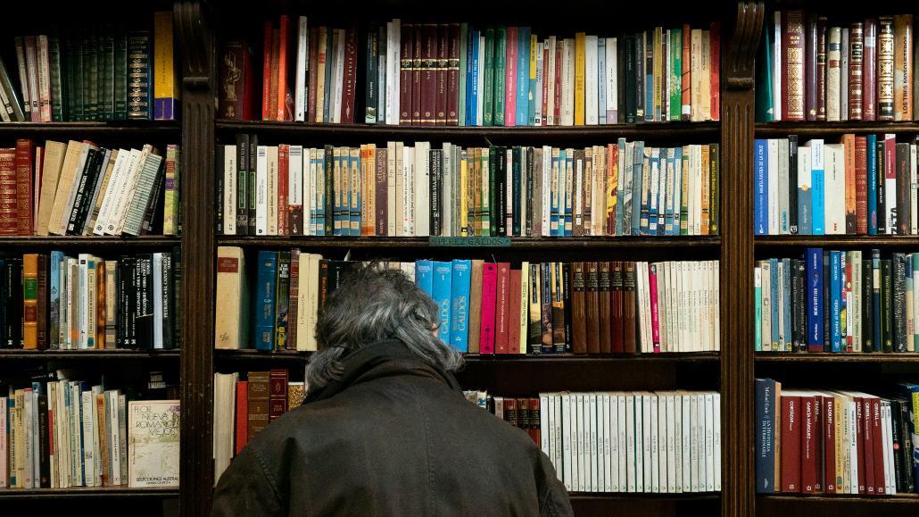 libreria perez galdos