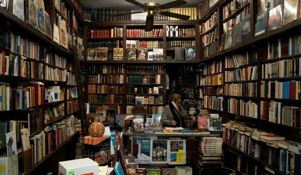 Librería Pérez Galdós: el santuario donde habitan los libros desaparecidos