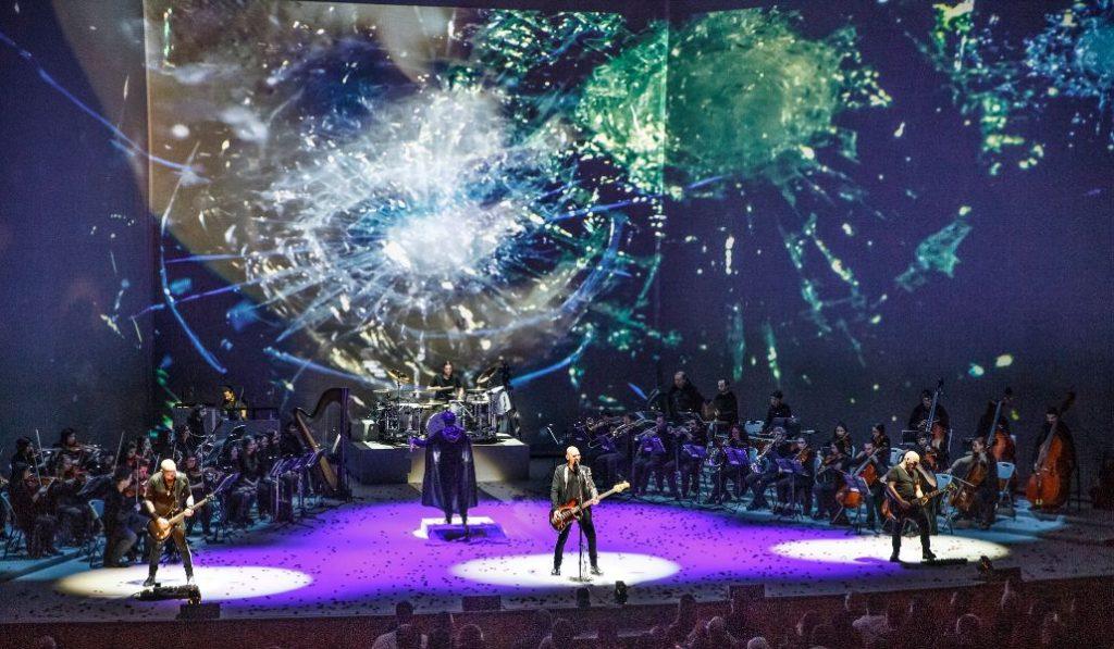 Sôber cierra este sábado su gira sinfónica en Madrid