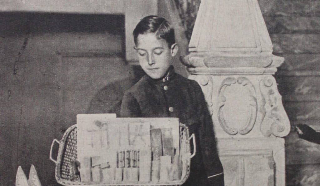 ¿Cómo eran los niños de Madrid durante los años 30′?
