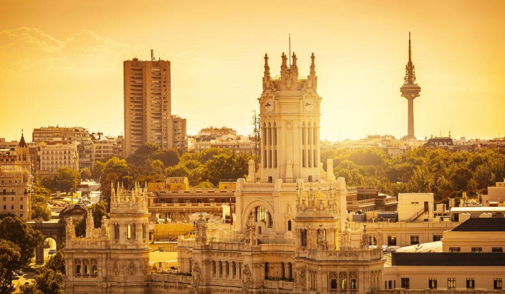 La primera ola de calor del año azotará Madrid este fin de semana