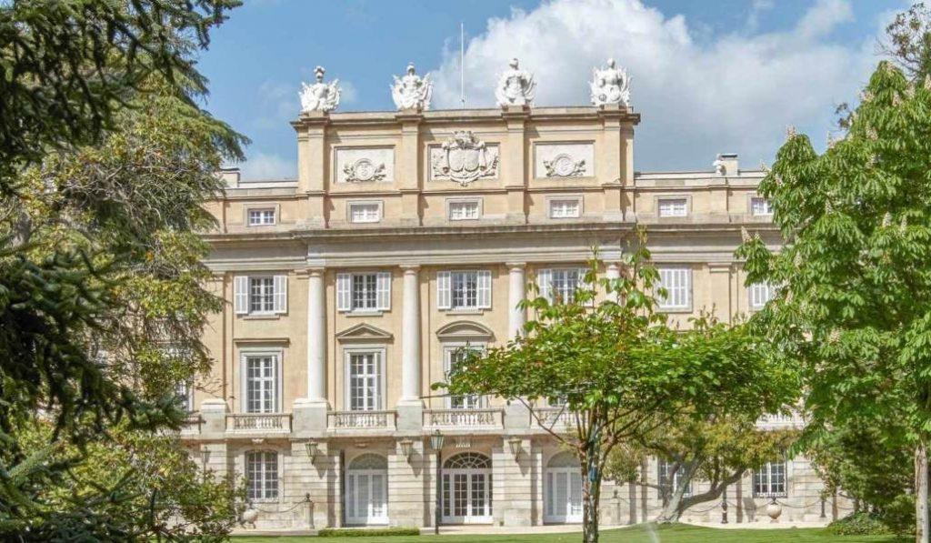 3 magníficos palacios de Madrid para visitar desde el sofá